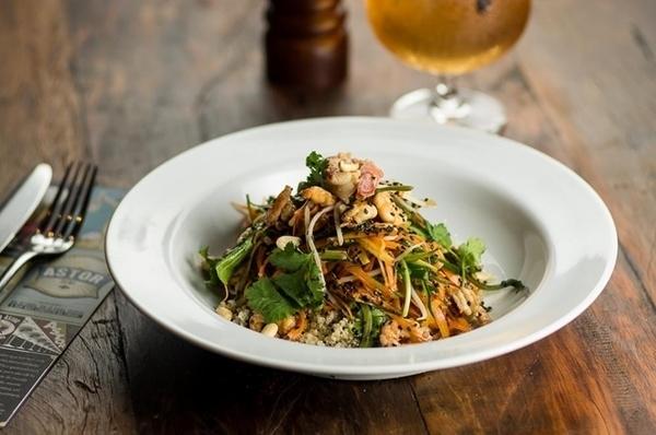 salada Phi Phi