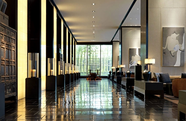 Lobby Puli Hotel