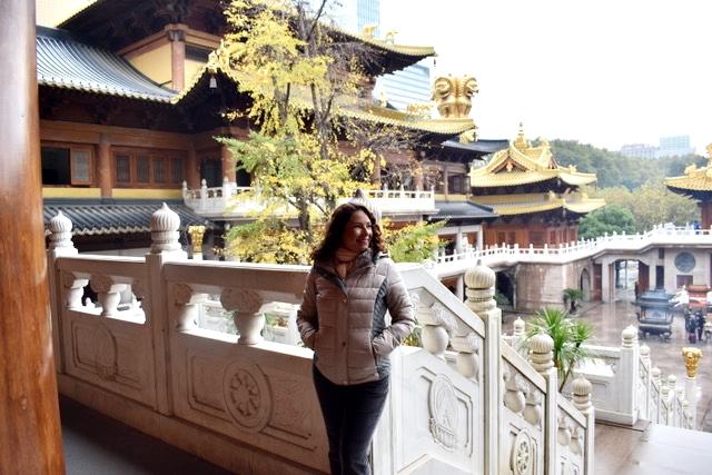 Visitando o Templo