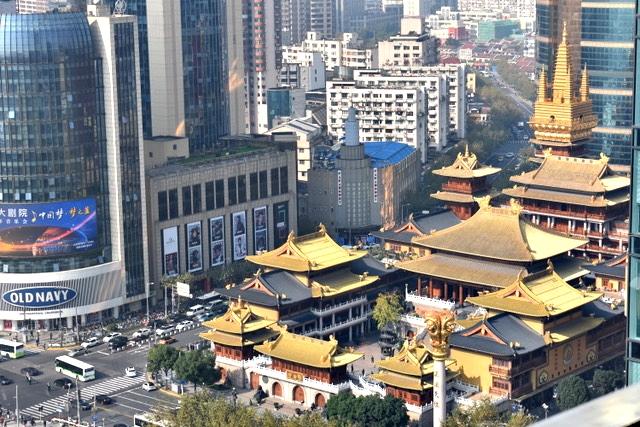 Puli Hotel & Spa, em Xangai