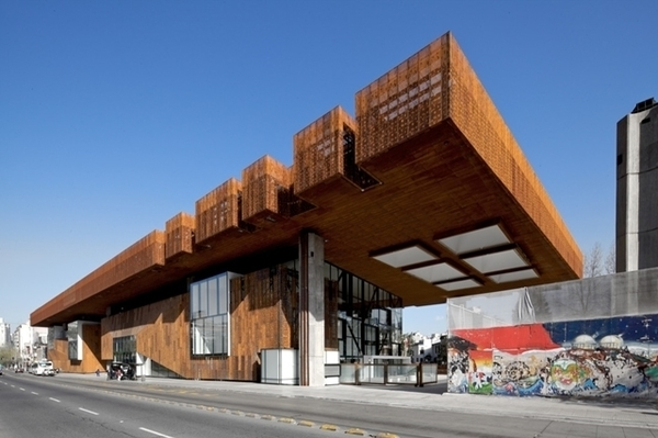 O que fazer em Santiago - Centro Cultural Gabriela Mistral