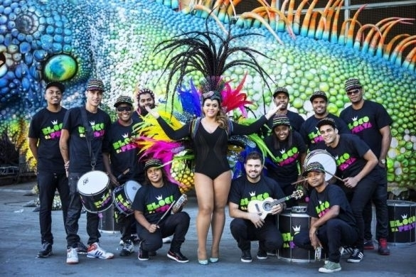 Bailes de Carnaval no Rio 3