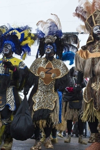 Zulu Parade