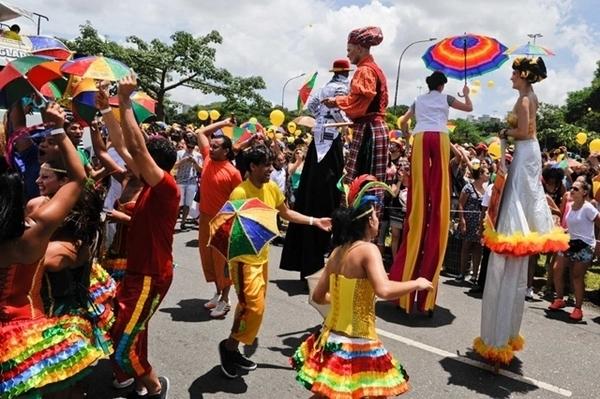 Carnaval em São Paulo 10