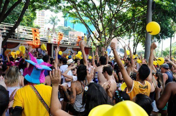 Carnaval em São Paulo 11