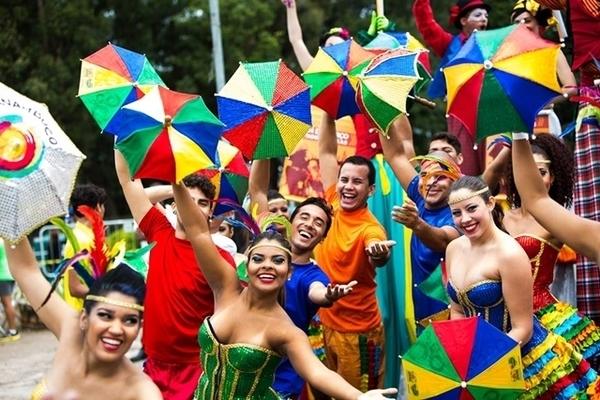 Carnaval em São Paulo 3