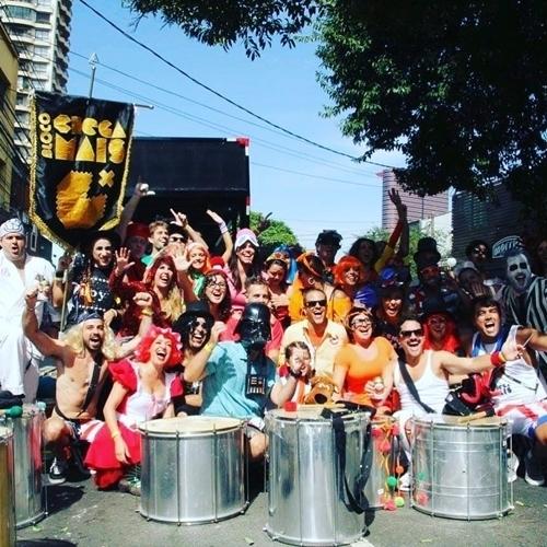 Carnaval em São Paulo 4