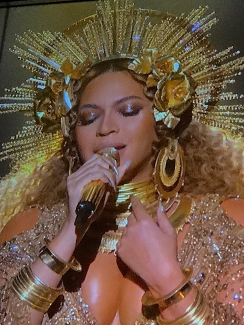 Performance Beyoncé