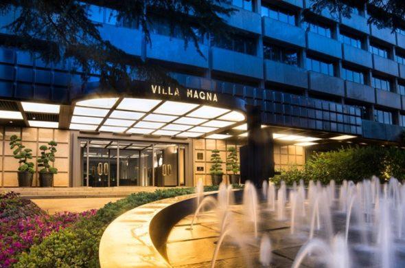 Hotel Villa Magna, em Madri 21