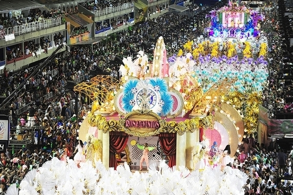 Carnaval 2016 - Mangueira Campeã