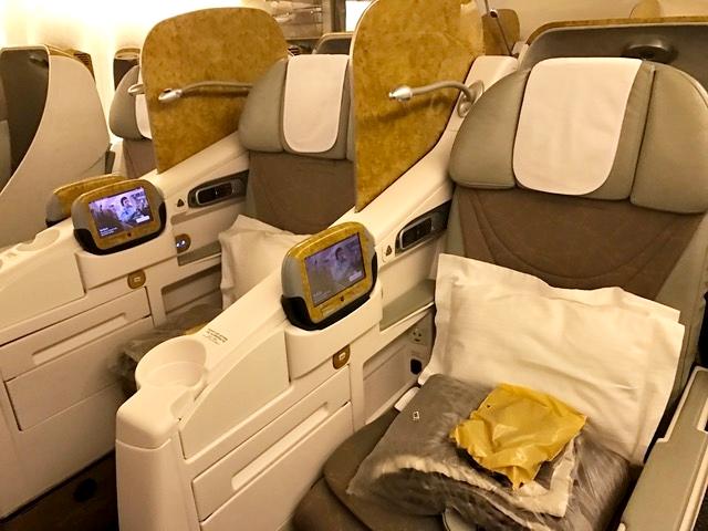 Voo Rio-Buenos Aires pela Emirates 12