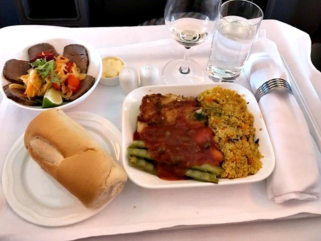 Voo Rio-Buenos Aires pela Emirates 3
