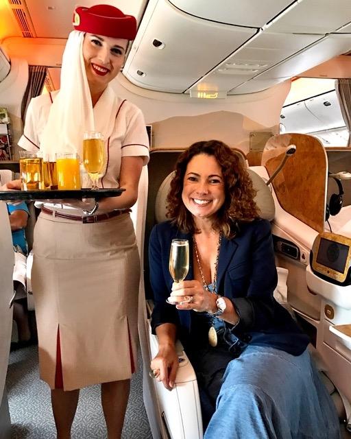 Voo Rio-Buenos Aires pela Emirates