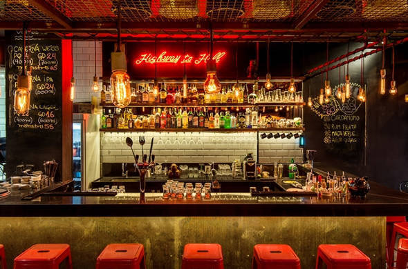 5 bares em Botafogo