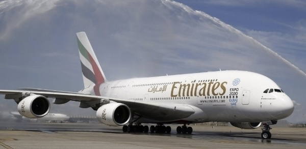 A380 da Emirates