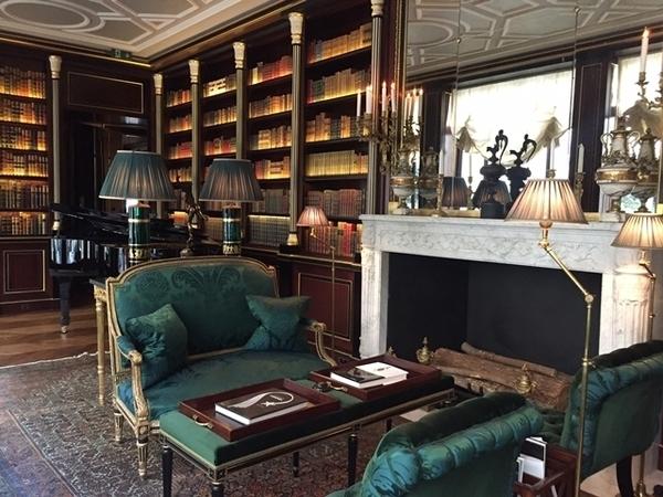 Hotel em Paris La Reserve