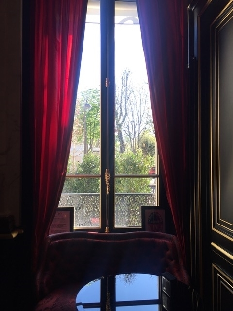 hotel de luxo em Paris