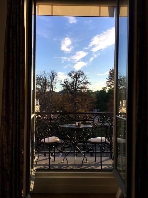 melhor hotel de Paris
