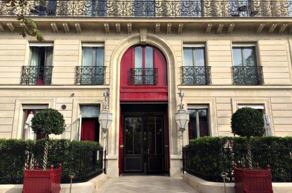 Hotel em Paris La Reserve 26