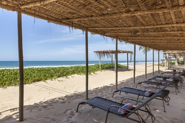 hotel pé na areia