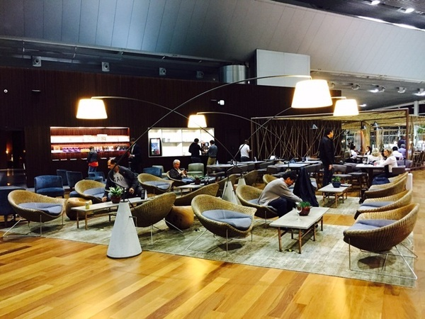 Lounge do Star Alliance