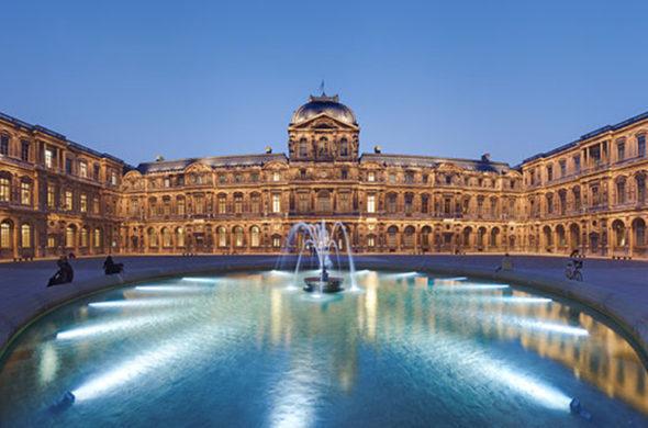 museu do louvre em pari