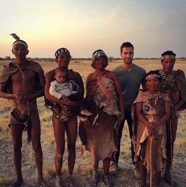 Pedro na Botsuana