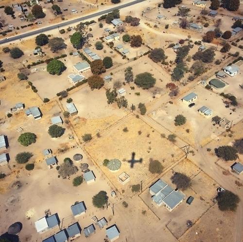 Em Botsuana, na África