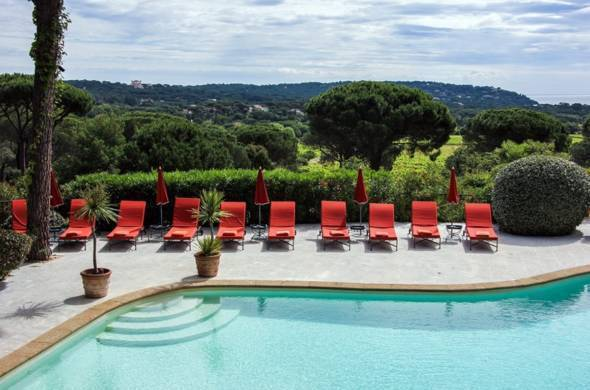 hotéis de luxo na França