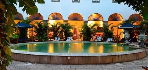 Hotéis pelo Brasil para os feriados