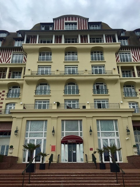 hotel barriere royal deauville