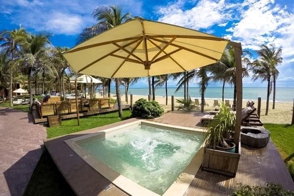 melhor hotel de Fortaleza