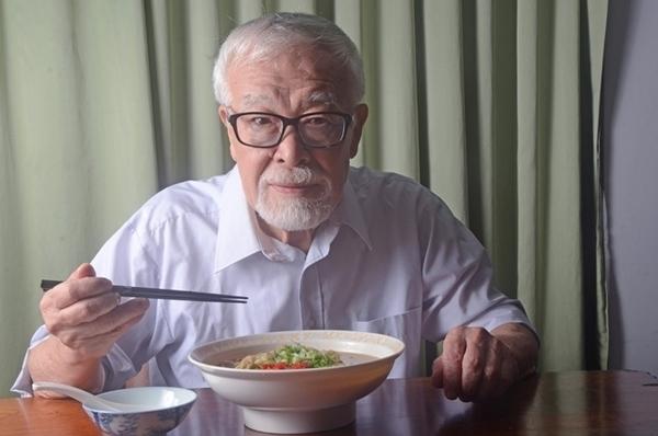 O patriarca Isao Ohara