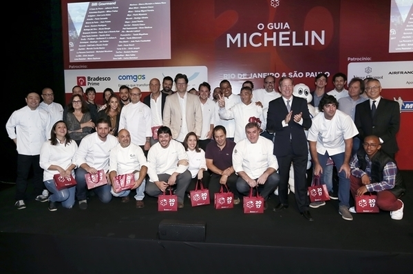 Guia Michelin 2017