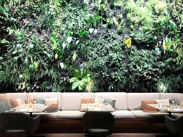 melhores restaurantes de hotéis no Rio