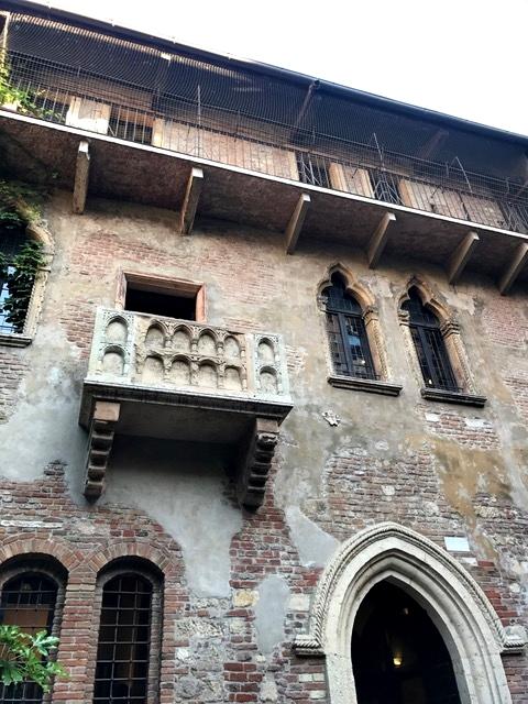 A famosa Casa de Julieta