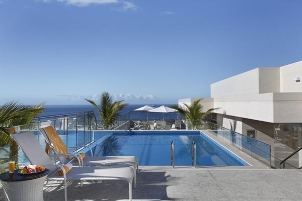 Inauguração do Hilton Rio de Janeiro Copacabana