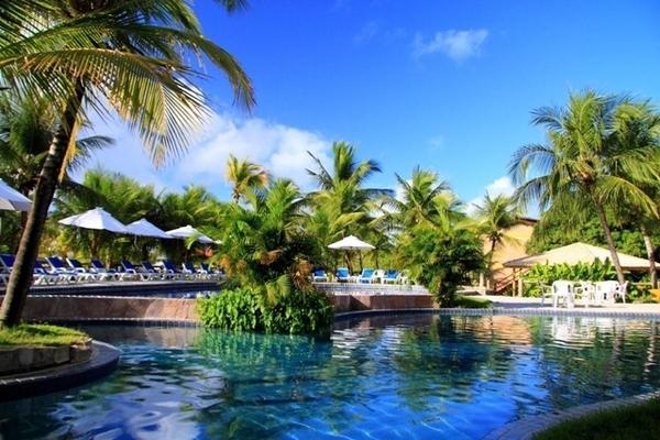 Resorts pelo Brasil