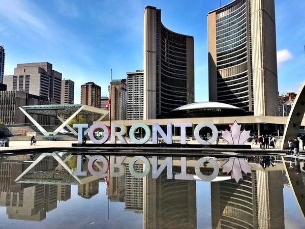 Toronto, cidade cosmopolita