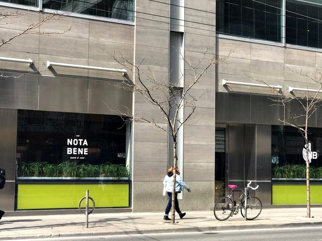 Restaurante Nota Bene