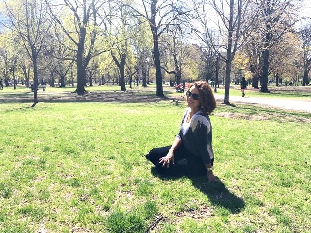 Um parque muito agradável