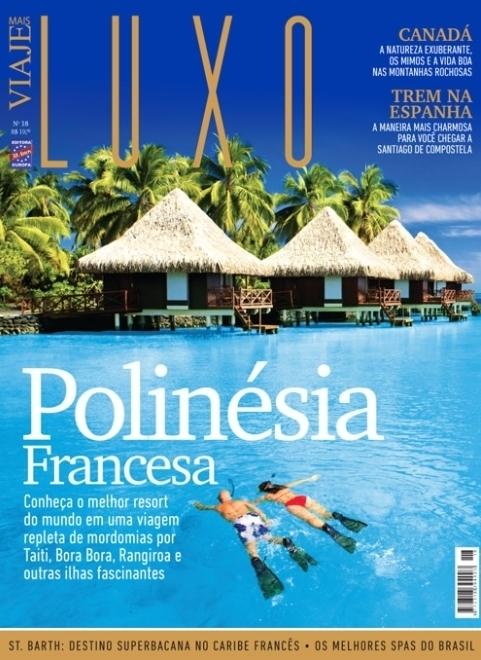 You Must Go e Revista Viaje Mais Luxo