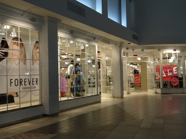 7 shoppings em Miami