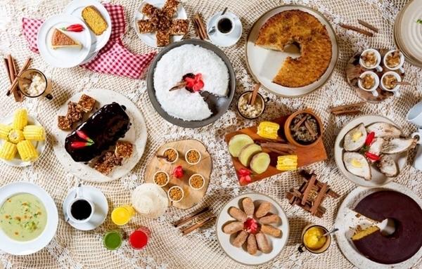 Comidas típicas de Festa Junina