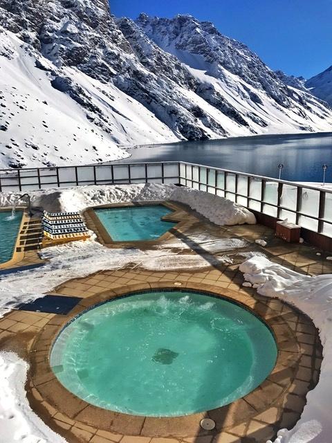 hotéis na América do sul para o feriado