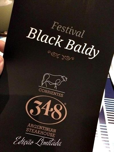 Festival Black Baldy