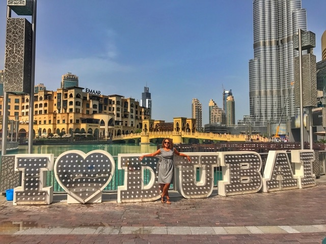 O melhor hotel de Dubai