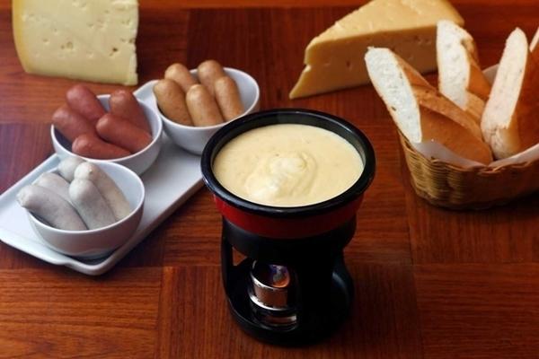 Onde comer fondue no Rio