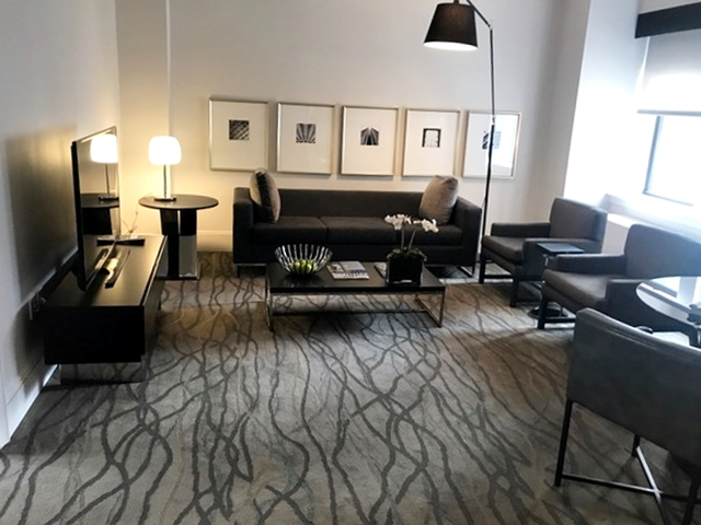 hotel residência em NY
