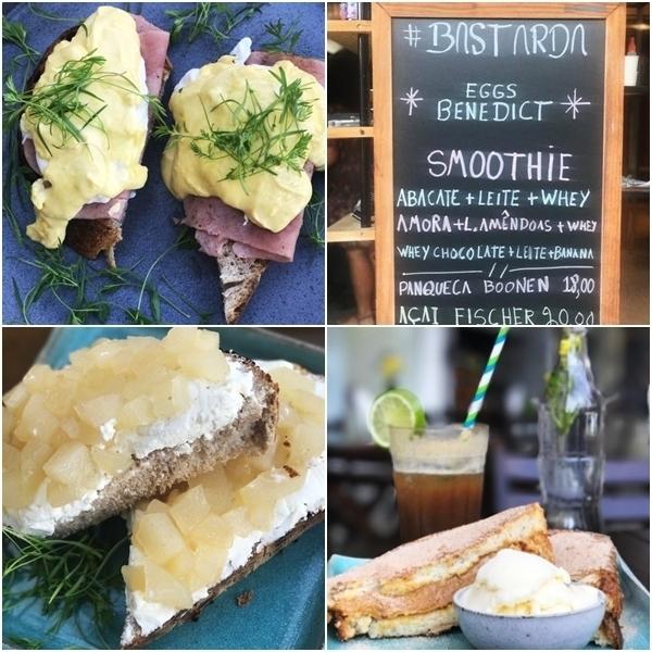 Top 5 lugares para tomar café da manhã no Rio